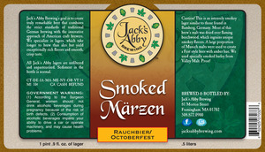 Smoked Marzen