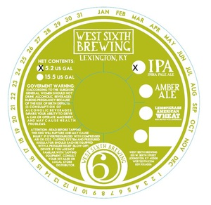 West Sixth Brewing India Pale
