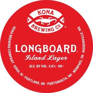 Kona Brewing Co. Longboard