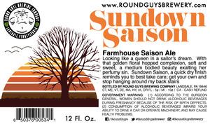 Sundown Saison