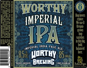 Worthy Imperial IPA
