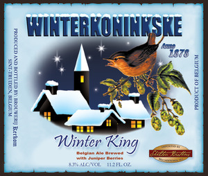 Brouwerij Kerkom Winter King