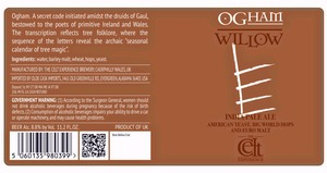 Celt Experience Ogham Willow