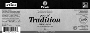 St. Louis Tradition Kriek Lambic
