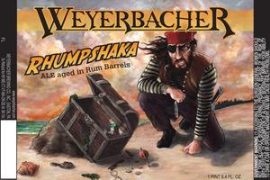 Weyerbacher Rhumpshaka
