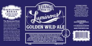 Ithaca Beer Company Luminous