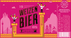 Widmer Brothers Brewing Company Weizen Bier