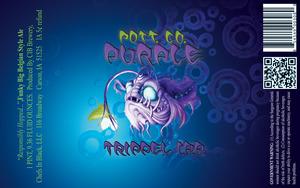 Trippel Ipa Pott. Co. Purple
