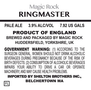 Magic Rock Ringmaster
