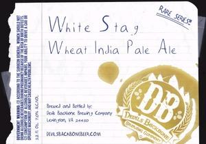 Devils Backbone Brewing Company White Stag