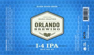 Orlando Brewing I-4