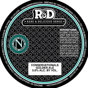 Ninkasi Brewing Company Conservationale