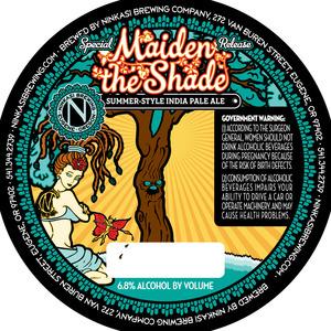 Ninkasi Brewing Company Maiden The Shade