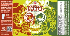 Left Hand Brewing Company Good Juju