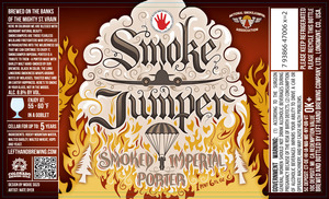Left Hand Brewing Company Smokejumper