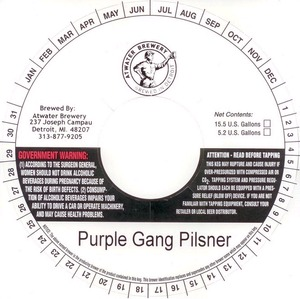 Atwater Brewery Purple Gang