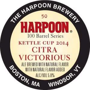 Harpoon Citra Victorious