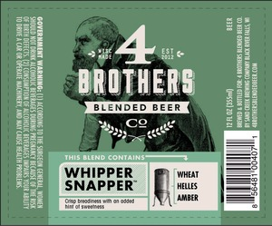 4 Brothers Blended Beer Co.