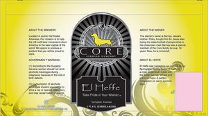 Core Brewing Company El Heffe