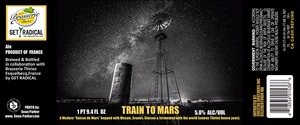 Get Radical Train To Mars