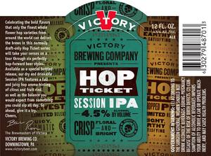 Victory Session IPA