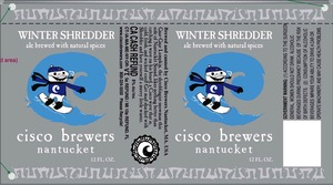 Cisco Brewers Winter Shredder