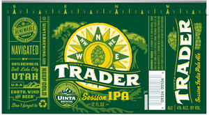 Uinta Brewing Company Trader