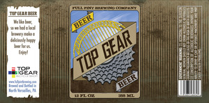 Full Pint Brewing Company Top Gear