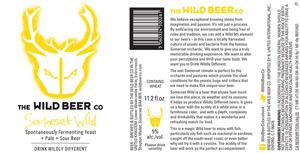 The Wild Beer Co. Somerset Wild