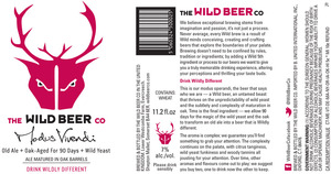 The Wild Beer Co. Modus Vivendi