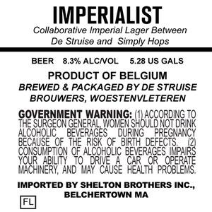 De Struise Brouwers Imperialist