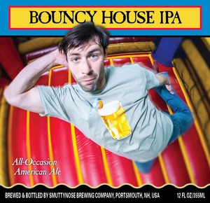 Smuttynose Brewing Co. Bouncy House IPA