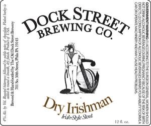Dock Street Dry Irishman