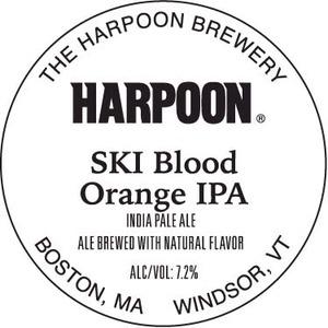 Harpoon Ski Blood Orange