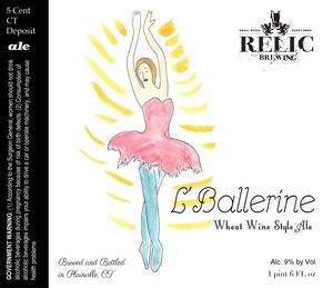 Relic Brewing L'ballerine