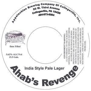Appalachian Brewing Co Ahab's Revenge