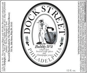 Dock Street Bubbly Wit