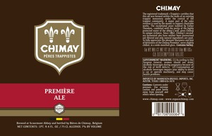 Chimay Premiere