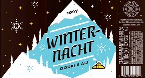Widmer Brothers Brewing Company Winternacht April 2014