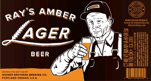 Widmer Brothers Brewing Company Ray's Amber