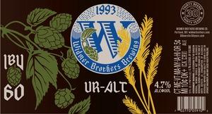Widmer Brothers Brewing Company Ur-alt