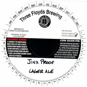 Jinx Proof Lager Ale