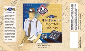 Dick's Reporter Red