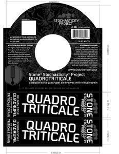 Stone Stochastitiy Project Quadrotriticale