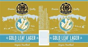 Devils Backbone Brewing Company Gold Leaf Lager
