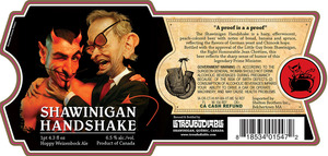 Le Trou Du Diable Shawinigan Handshake