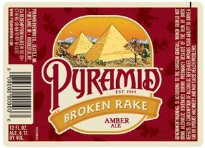 Pyramid Broken Rake
