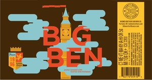 Widmer Brothers Brewing Company Big Ben