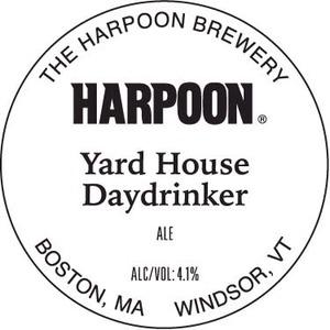 Harpoon Yard House Daydrinker