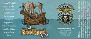 Swashbuckler Brewing Company Keelhaul Apa